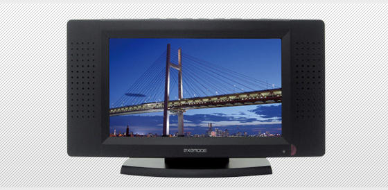 COLOR LCD TV/MONITOR TV-750